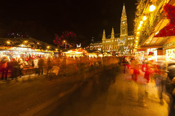 Vienna Christmas Market - Copyright  David Auner