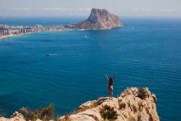 Calpe European Best Destinations - Best Destinations to visit in Spain - Copyright Tsuguliev