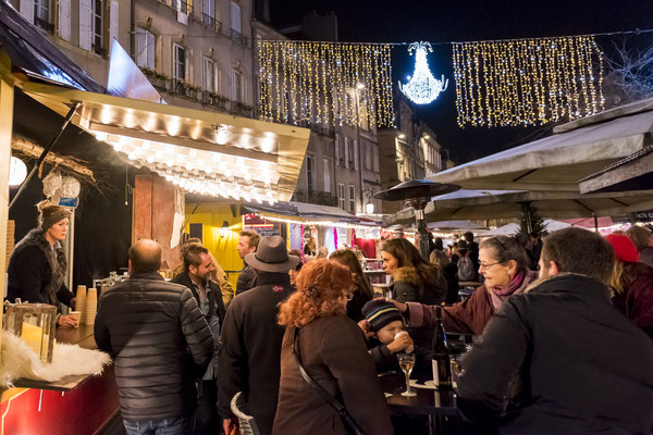 Christmas Market in Metz - Copyright Metz Tourism - European Best Destinations
