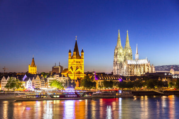 Cologne European Best Destinations - Copyright vichie81