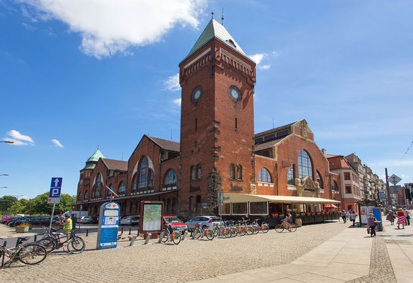 Market Hall in Wroclaw - copyrighr Visit Wroclaw - European Best Destinations