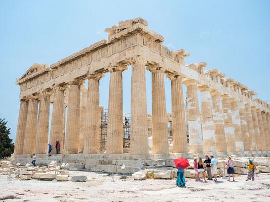 Akropolis Athens © Manuel Schönfeld / Fotolia