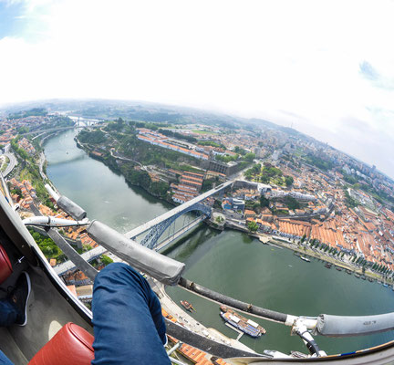 Porto Helicopter Tour by Helitours © European Best Destinations