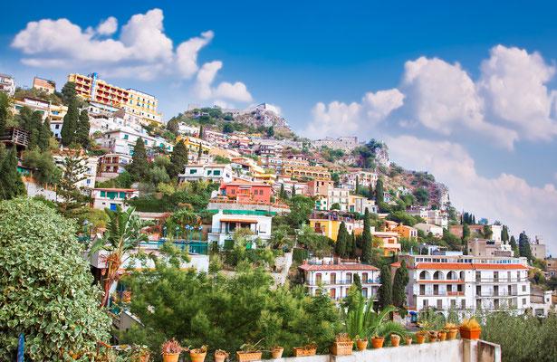 Sicily - European Best Destinations - Taormina Copyright Aleksandar Todorovic
