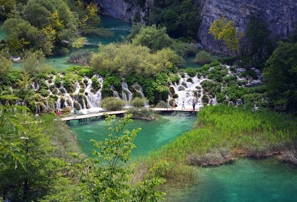 The Plitivice Lakes National Park in Croatia - Copyright European Best Destinations