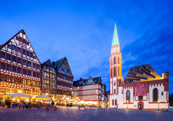 Frankfurt European Best Destinations Copyright  telesniuk
