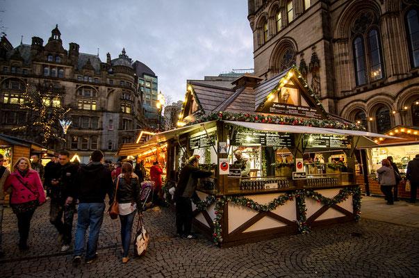 Manchester Christmas Market - Copyright  Manchester City Council