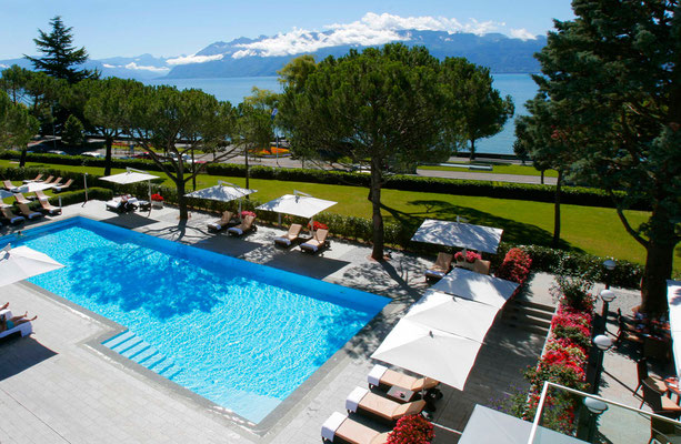 Hotel Beau-Rivage Palace- Best Wellness Hotels in Europe - European Best Destinations