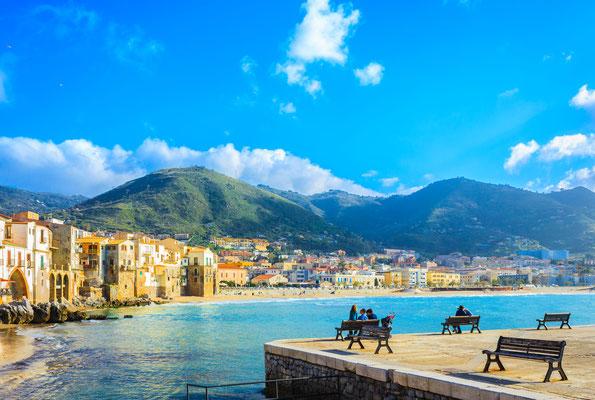 Sicily - European Best Destinations - Cefalu in Sicily Copyright Littleaom
