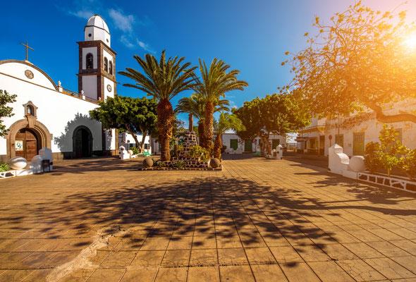 Lanzarote - European Best Destinations - Arrecife Lanzarote Copyright RossHelen