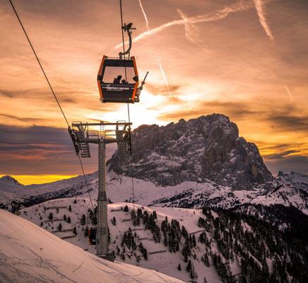 European Best Ski Resorts - Val Gardena in Italy - Copyright Val Gardena.it Lukas Runggaldier