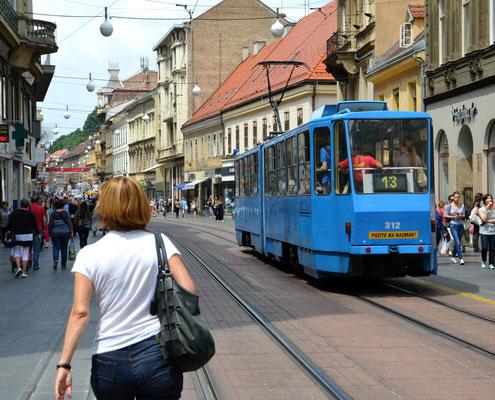 Ilica Street - Best shopping street in Zagreb - Copyright European Best Destinations