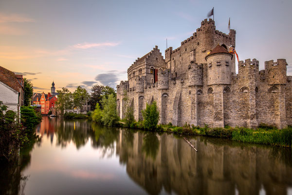 Ghent Castle copyright  Koray Bektas
