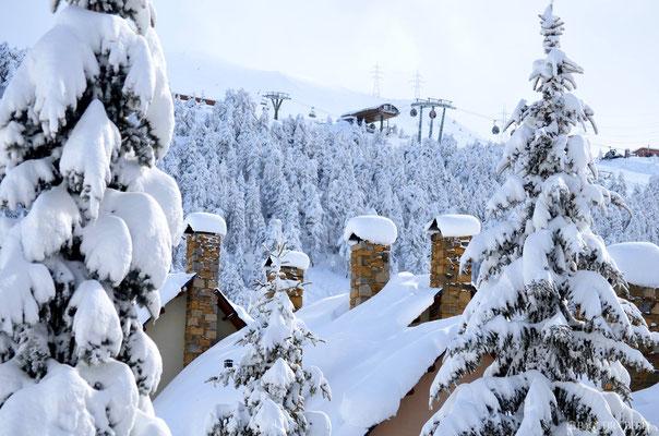 Baqueira Beret Ski Resort, Spain - Copyright www.baqueira.es