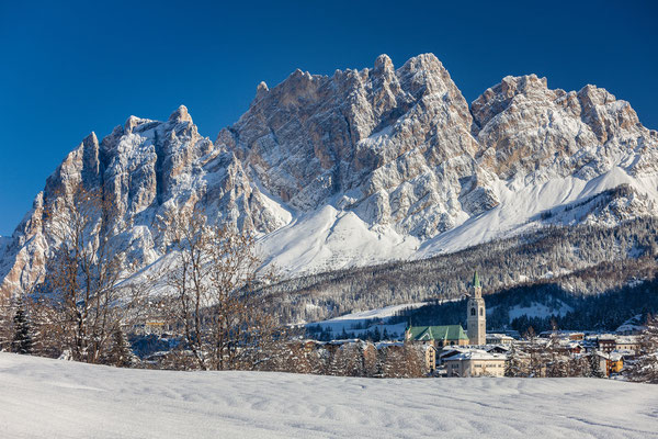Best ski resorts in Europe Cortina d'Ampezzo - Copyright www.bandion.it
