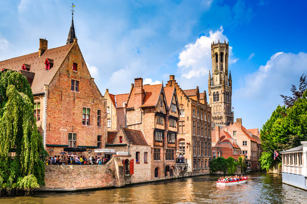 Bruges - European Best Destinations - Bruges in Belgium - Copyright  Emi Cristea