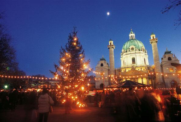 Vienna Christmas Market © Günther Eszöl