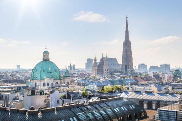 Vienna Skyline copyright mRGB