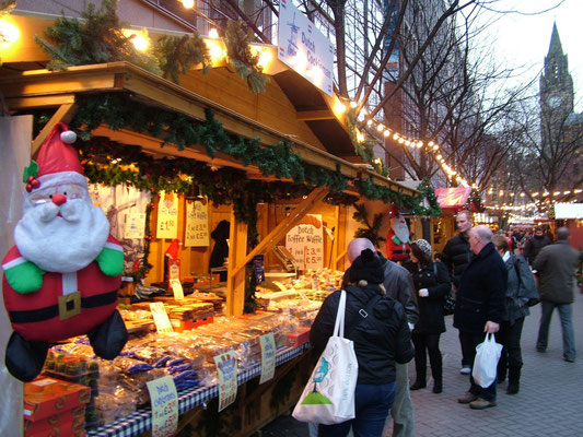 Manchester Christmas Market - Copyright  visitmanchester