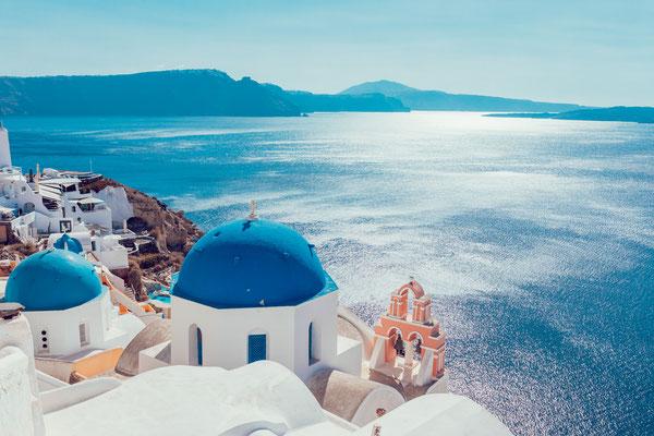 Santorini Island - Copyright Anastasios71- Santorini European Best Destinations