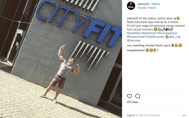 Cityfit Wroclaw - Copyright  Zakrzu12 - European Best Destinations