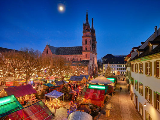 Basel - European Best Christmas Markets - European Best Destinations - Copyright Basel.com