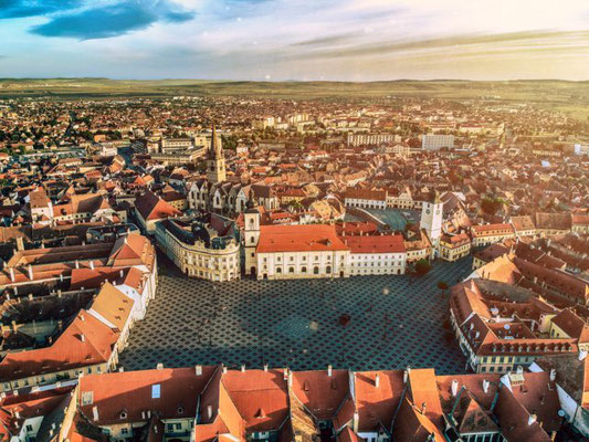 Sibiu - European Best Destinations - drona sibiu pandemie c Focus Photos12