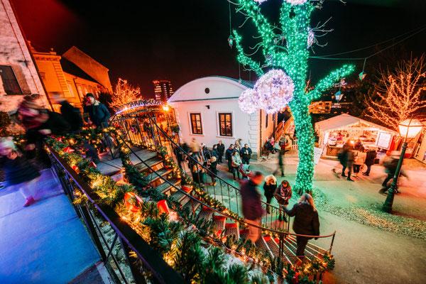 Advent in Zagreb - European Best Christmas Markets - Copyright Marija Gasparovic