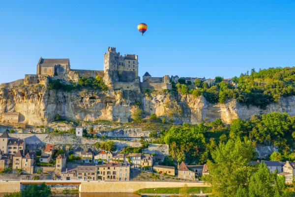 Hot air Balloon Beynac