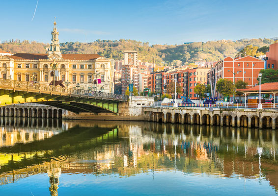 Bilbao European Best Destinations - Copyright Belyay