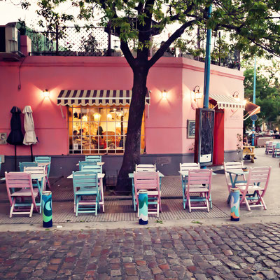 Coffee Shop in Paris, France - Copyright Andrekart Photography