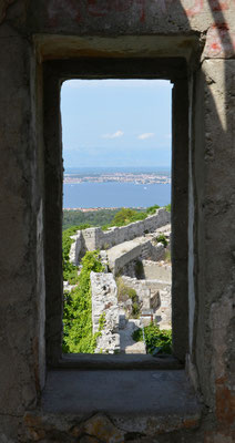Tvrdava Mihovil Fortress on Ugljan Island - Copyright European Best Destinations