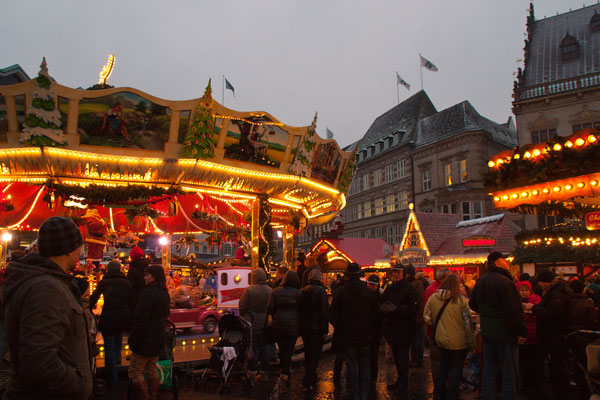 Bremen Christmas Market - European Best Christmas Market - Copyright Bremen Tourismus - European Best Destinations