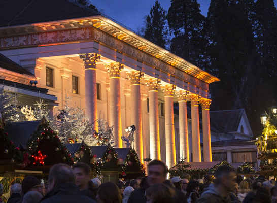 Best Christmas Markets in Germany -  Baden Baden Christmas Market - Copyright Baden-Baden.de