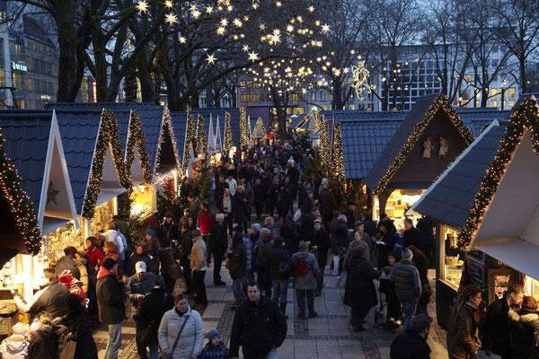 Cologne Christmas Market © KölnTourismus GmbH
