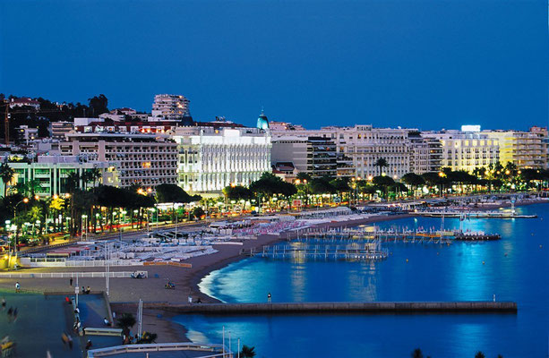 Cannes European Best Destinations - Copyright www.cannes-destination.fr
