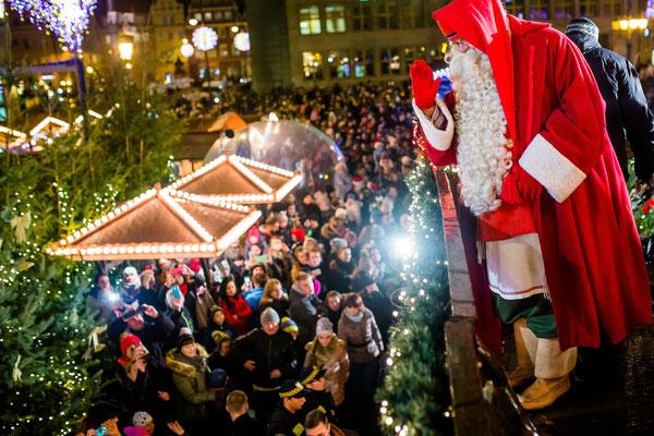 Wroclaw Christmas market, Poland - Copyright Pianoforte Agencja Artystyczna