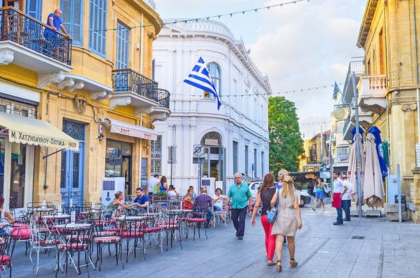 Nicosia Cyprus by Fesenko Ievgenii - shutterstock