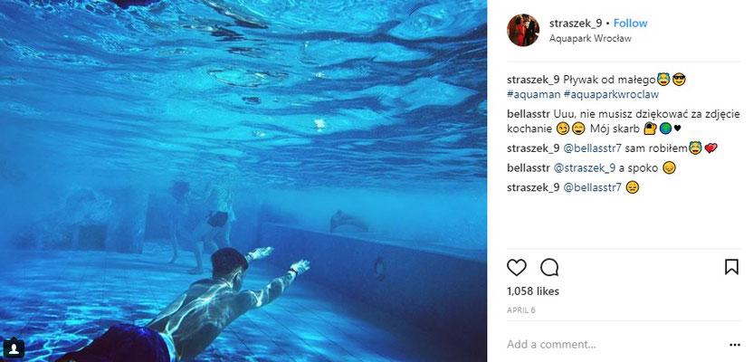 Aquapark Wroclaw - Copyright  straszek_9