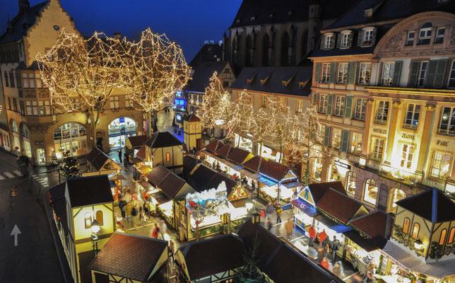 Christmas Market In Colmar Europe S Best Destinations
