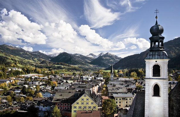 Kitzbühel - European Best Ski Resorts - Copyright kitzbuhel.com