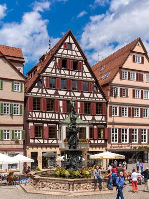 Tubingen old town Copyright Robert Mullan / Shutterstock