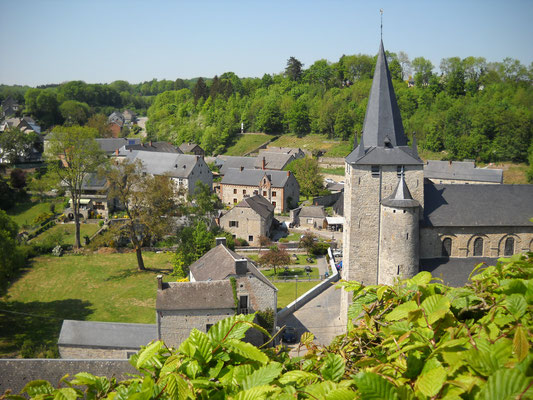 Les plus beaux villages de Wallonie Copyright CELLES 1 village & st Hadelin Mark Rossignol