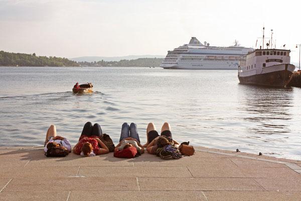 Honnørbrygga, Oslo Copyright Visit Oslo