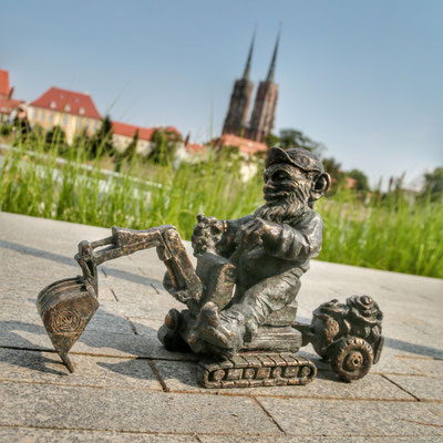 Dwarfs in Wroclaw - Copyright Wroclaw Official - VisitWroclaw.eu - European Best Destinations