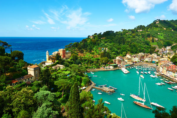 Portofino - European Best Destinations - Portofino Village Copyright haveseen 2