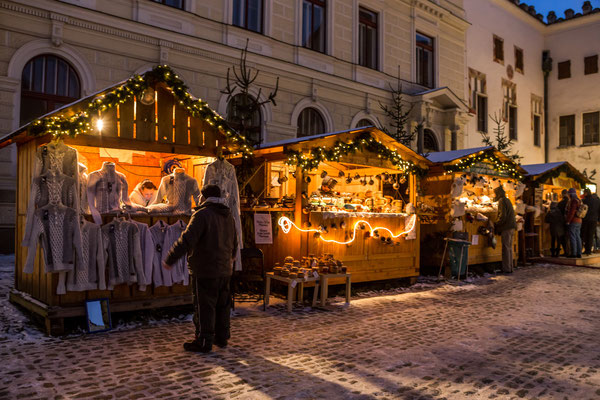 Best Christmas Markets in Europe - Cesky Krumlov Christmas Market - Copyrigth  © Town Český Krumlov Photo Lubor Mrázek  - European Best Destinations