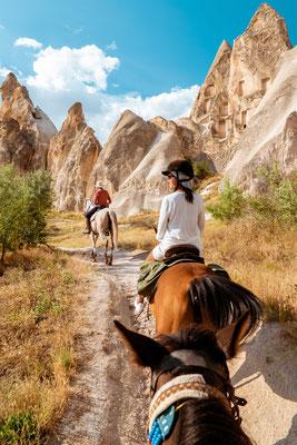 Cappadocia horse riding copyright fokke baarssen