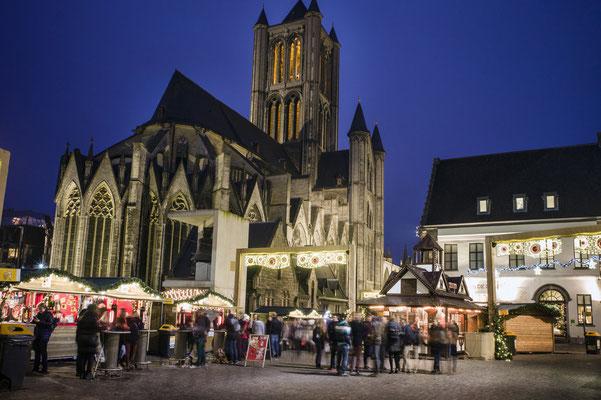 Christmas Market GheChristmas Market Ghent - Copyright www.gentsewinterfeesten.be - European Best Destinationsnt - Copyright Visit Ghent