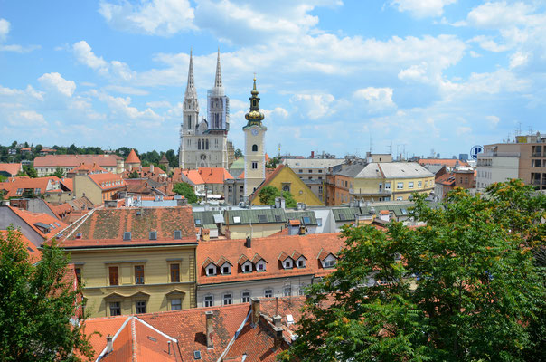 Zagreb Upper Town - Copyright European Best Destinations